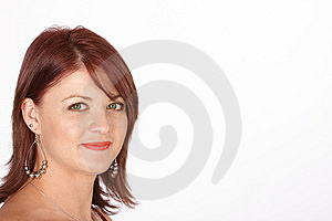 Red Head Royalty Free Stock Photography - Image: 8460087