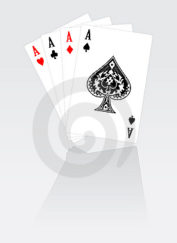 Set Of Playing Cards Royalty Free Stock Images - Image: 8460129