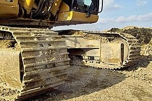 Excavator Free Stock Image