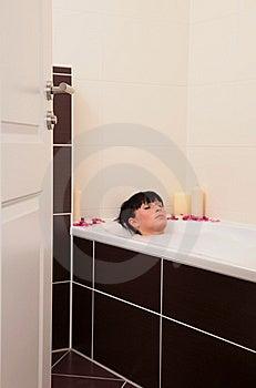 Bath Royalty Free Stock Photo - Image: 8460925