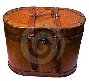 Closed Vintage Case Stock Photos - Image: 8461583