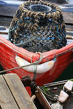Lobster Pots Stock Image - Image: 8463041