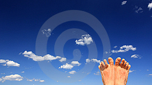 Summertime Relax Stock Photography - Image: 8465572