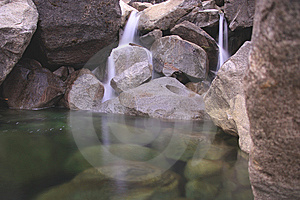Zen Pool Stock Image - Image: 8465991