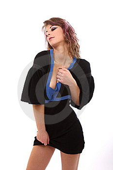 Fashion Woman Royalty Free Stock Photos - Image: 8467418