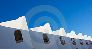 Hotel Facade Royalty Free Stock Images - Image: 8468149
