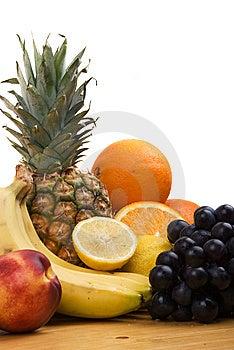 Fresh Fruits Royalty Free Stock Photography - Image: 8471277