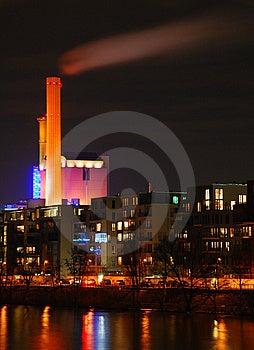 Frankfurt 1 Stock Image - Image: 8472091