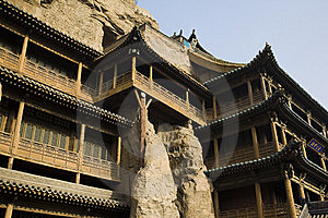 Chinese Ancient Architecture Stock Photos - Image: 8473253