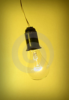 Light Bulb Stock Photography - Image: 8473362