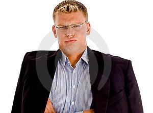 Glaubende Kälte Des Amerikanischen Mannes Stockbilder - Bild: 8474404