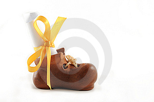 Boot Of Desire Stock Images - Image: 8474434