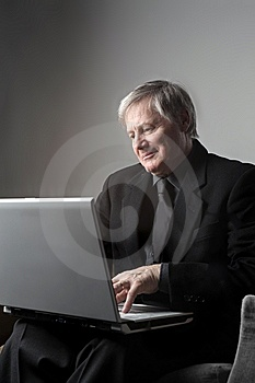 Laptop Stock Photo - Image: 8474800