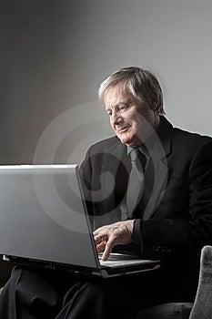 Laptop Stock Photo - Image: 8474800