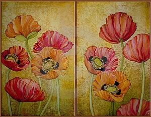 Poppy Stock Image - Image: 8474871