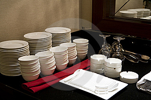 Tableware Royalty Free Stock Image - Image: 8475246