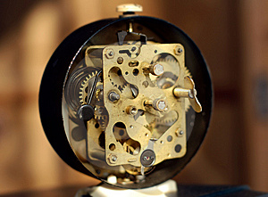 Old Clock Royalty Free Stock Image - Image: 8475966