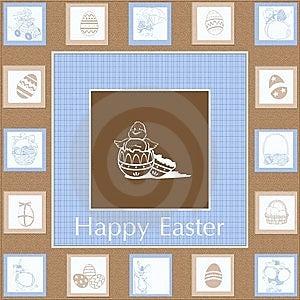 Happy Easter Stock Photo - Image: 8476500