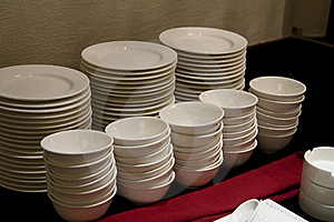 Tableware Royalty Free Stock Image - Image: 8476566