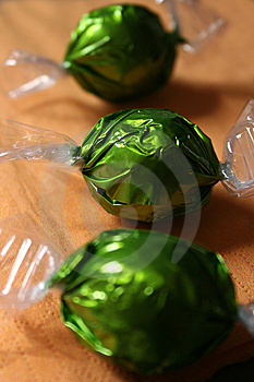 Candies Chocolate Royalty Free Stock Images - Image: 8476809