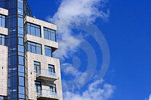 Modern House Stock Image - Image: 8477321