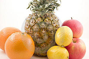 Fruits Stock Images - Image: 8477614