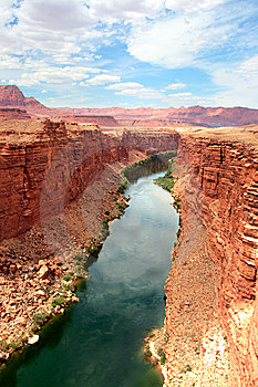 Colorado River, USA Stock Photography - Image: 8478842
