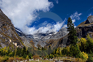Day View Of Highland At Sichuan Province China Stock Photography - Image: 8479642