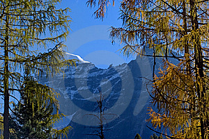 Day View Of Highland At Sichuan Province China Royalty Free Stock Image - Image: 8479656