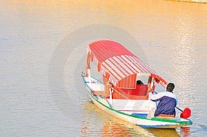 Tourist Boat Royalty Free Stock Photos - Image: 8479878