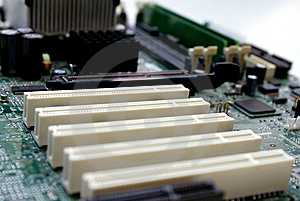 Motherboard Royalty Free Stock Photos - Image: 8480788