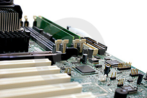 Motherboard Stock Photos - Image: 8480983