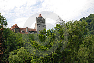Bran Castle Stock Photos - Image: 8481033
