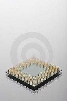 Cierre De La CPU Para Arriba Foto de archivo libre de regalías - Imagen: 8481375