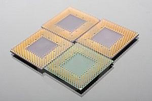 CPU Foto de archivo - Imagen: 8481520