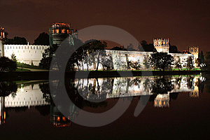 Night In The Monastery Stock Images - Image: 8482924