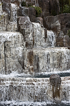 Waterfall Royalty Free Stock Images - Image: 8483469