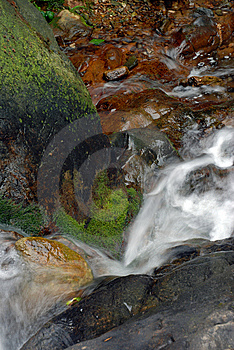 Waterfall Royalty Free Stock Images - Image: 8486059