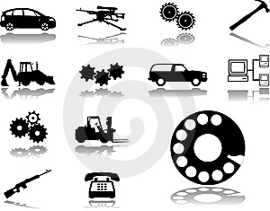 97. Machines And Technologies Stock Photos - Image: 8486643
