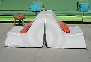 Take A  Seat Royalty Free Stock Photography - Image: 8486947