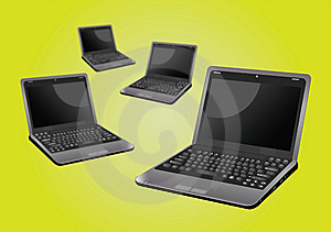 Laptop Stock Photography - Image: 8487402