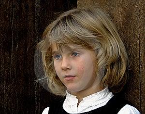 Adorable Young Girl Stock Photo - Image: 8487980