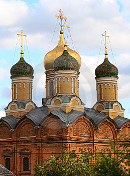 The Russian Orthodoxy Church Stock Photos - Image: 8489183