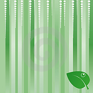 Green Eco Background Royalty Free Stock Photography - Image: 8489277