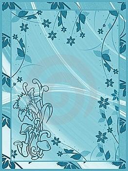 Invitation Card Background Royalty Free Stock Images - Image: 8489649
