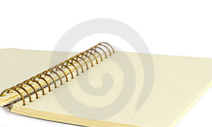 Note Book Stock Photo - Image: 8489960