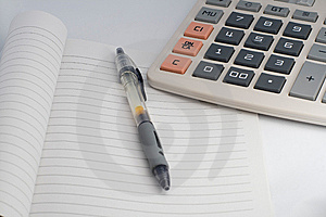 Calculation Stock Images - Image: 8490614