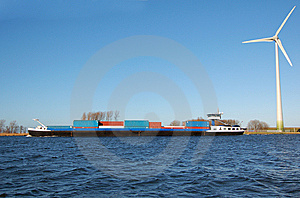 Boat Transportation Royalty Free Stock Image - Image: 8490886