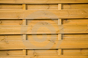 Fence From Wooden Boards. Royalty Free Stock Image - Image: 8491076