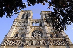 Classical Building In Paris Royalty Free Stock Image - Image: 8492146